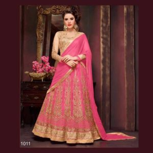 Pink Salwar