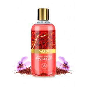 saffron shower