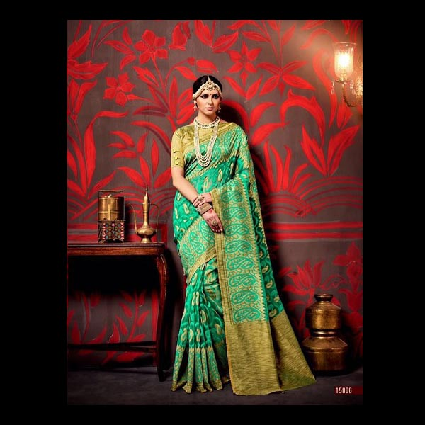 Fern Saree