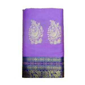 Light Purple Saree
