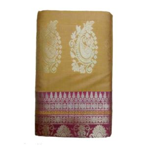Midas Gold Saree