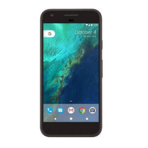 Google Pixel Quite Black 32GB Smart Mobile Phone