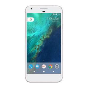 Google Pixel XL Silver-128GB Smart Mobile Phone