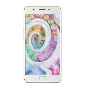 Oppo F1S Gold 3GB Smart Phone
