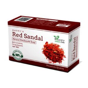 Handmade Red Sandal