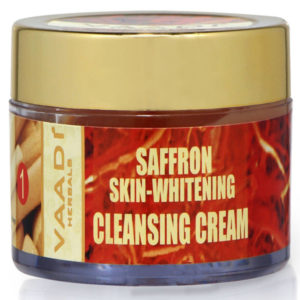 Saffron Cleansing Cream
