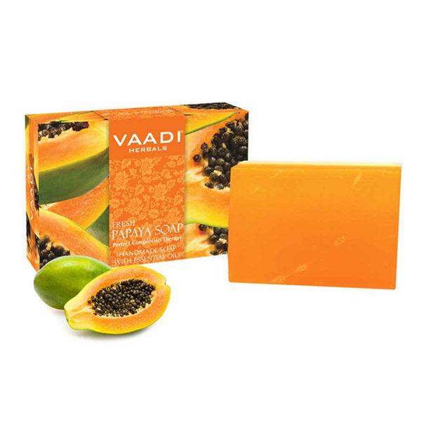 Papaya Soap Vaadi