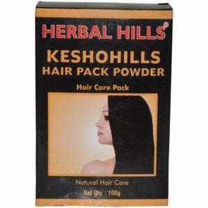 Hair Pack Powder