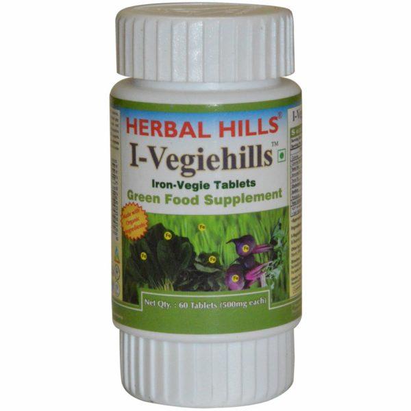 I Vegiehills 60 Tablets