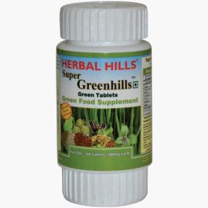 Super Greenhills 60 Tablets