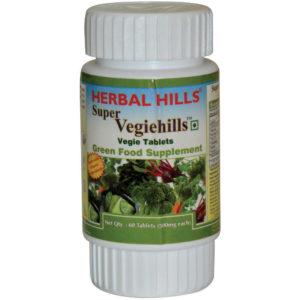 Super Vegiehills 60 Tablets