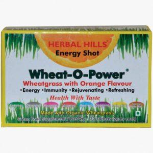 Wheat-O-Power Orange Flavour