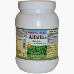 Alfalfa Tablets 600gms