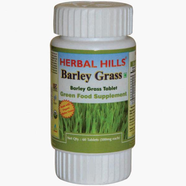 Barley Grass 60 Tablets